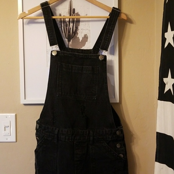 199de932e614 Cotton On Pants - SLIM OVERALLS FROM COTTON  ON SIZE 6